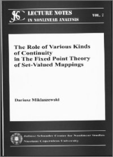 The role of various kinds of continuity in the fixed point theory of set-valued mappings