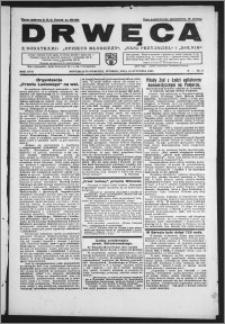Drwęca 1937, R. 17, nr 8