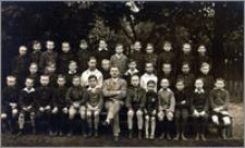 Piotr Tyborski - lata szkolne