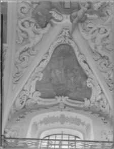 Częstochowa. Klasztor oo. Paulinów na Jasnej Górze. Sklepienie Kaplicy Matki Boskiej Częstochowskiej