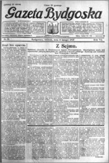 Gazeta Bydgoska 1927.02.08 R.6 nr 30