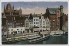 Gdańsk. Długi Most