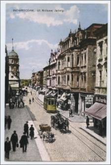 Inowrocław : ul. Królowej Jadwigi