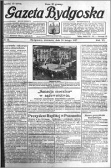 Gazeta Bydgoska 1927.02.20 R.6 nr 41