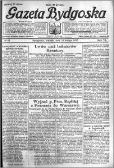 Gazeta Bydgoska 1927.02.22 R.6 nr 42