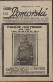 Dzień Pomorski 1935.05.13, R. 7 nr 111