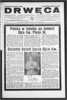 Drwęca 1939, R. 19, nr 19