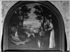 Częstochowa. Klasztor oo. Paulinów na Jasnej Górze. Obraz w zakrystii