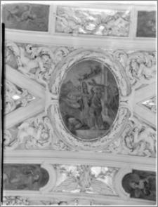 Częstochowa. Klasztor oo. Paulinów na Jasnej Górze. Sklepienie kaplicy Matki Boskiej Częstochowskiej – fragment