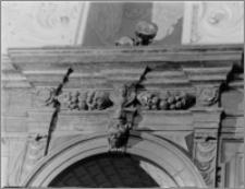 Częstochowa. Klasztor oo. Paulinów na Jasnej Górze. Fragment Kaplicy Denhoffów