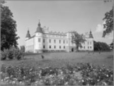 Baranów Sandomierski. Zamek. Widok od strony południowej