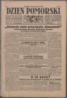 Dzień Pomorski 1934.01.13, R. 6 nr 9