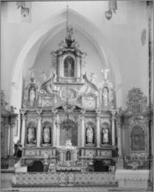 Beszowa [Kościół parafialny pw. św. Apostołów Piotra i Pawła - ołtarz główny]