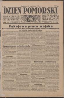 Dzień Pomorski 1934.01.27, R. 6 nr 21