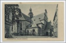 Kościerzyna : kościół katolicki