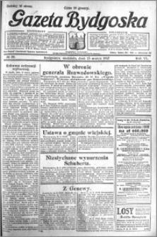 Gazeta Bydgoska 1927.03.13 R.6 nr 59