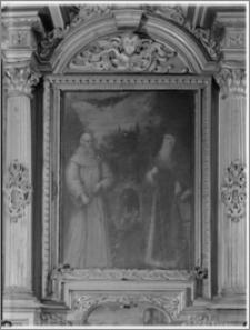Beszowa [Kościół parafialny pw. św. Apostołów Piotra i Pawła - ołtarz boczny]