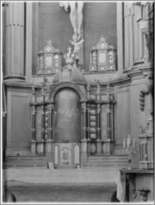 Boćki. Kościół św. Józefa Oblubieńca i św. Antoniego z Padwy, ołtarz główny