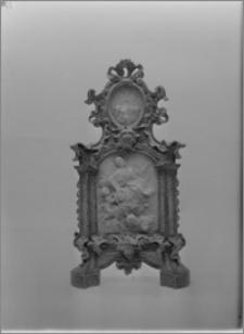 Boćki. Kościół św. Józefa Oblubieńca i św. Antoniego z Padwy, relikwiarz