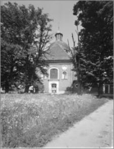 Braniewo. Kościół pw. Świętego Krzyża