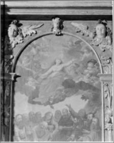 Frombork [Katedra Wniebowzięcia Najświętszej Marii Panny i św. Andrzeja, ołtarz boczny - fragment]