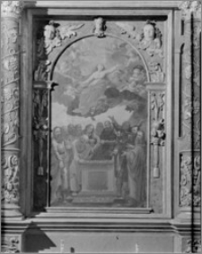 Frombork [Katedra Wniebowzięcia Najświętszej Marii Panny i św. Andrzeja, ołtarz boczny]