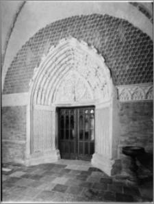Frombork [Katedra Wniebowzięcia Najświętszej Marii Panny i św. Andrzeja, wnętrze, portal wschodni wewnętrzny]
