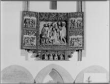 Elbląg [Katedra św. Mikołaja, wnętrze - ołtarz]