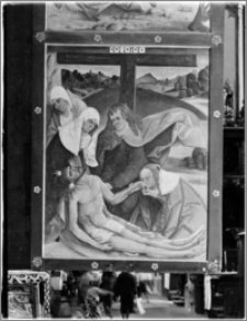 Elbląg [Katedra św. Mikołaja, wnętrze – fragment ołtarza]