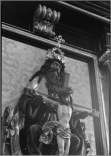 Dobre Miasto [Kościół parafialny pw. Najświętszego Zbawiciela i Wszystkich Świętych - wnętrze]