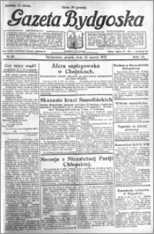 Gazeta Bydgoska 1927.03.25 R.6 nr 69