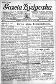 Gazeta Bydgoska 1927.03.27 R.6 nr 71