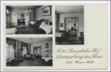 Lauenburg in Pom. : Hotel Königlicher Hof : Inh Heinz Möller