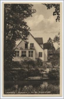 Lauenburg i. Pommern : an der Klosterstrasse