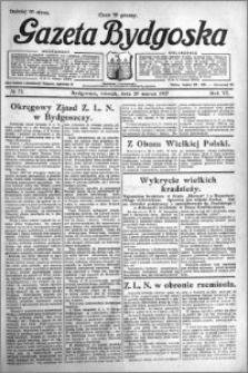 Gazeta Bydgoska 1927.03.29 R.6 nr 72