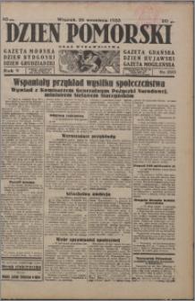 Dzień Pomorski 1933.09.26, R. 5 nr 220