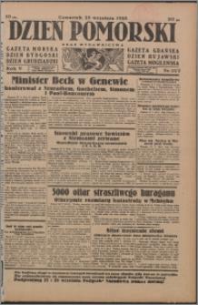 Dzień Pomorski 1933.09.28, R. 5 nr 222