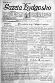 Gazeta Bydgoska 1927.03.31 R.6 nr 74