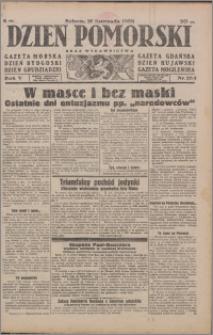 Dzień Pomorski 1933.11.18, R. 5 nr 265