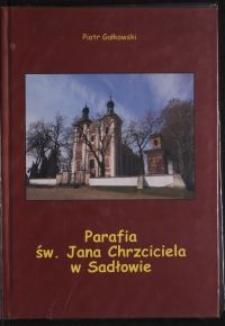 Parafia św. Jana Chrzciciela w Sadłowie