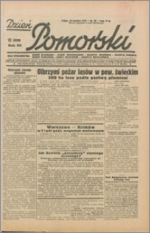 Dzień Pomorski 1935.04.26, R. 7 nr 98