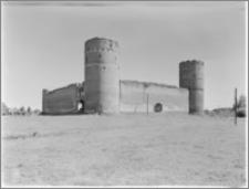 Ciechanów [Zamek - widok ogólny]