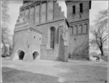 Bydgoszcz. Katedra św. Marcina i Mikołaja. Kruchta zachodnia