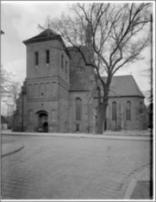 Bydgoszcz. Katedra św. Marcina i Mikołaja. Widok od strony południowej
