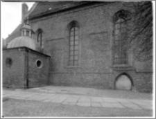 Bydgoszcz. Katedra św. Marcina i Mikołaja. Ściana północna