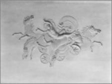 Kraków – Muzeum Historyczne Miasta Krakowa [Pałac Krzysztofory, stiuki stropowe Baltazara Fontany]
