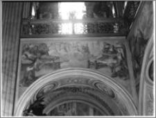 Kraków [Kościół pw. św. Andrzeja - wnętrze, sztukateria autorstwa Baltazara Fontany]