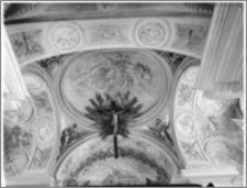 Kraków [Kościół pw. św. Andrzeja - sklepienie, sztukateria autorstwa Baltazara Fontany]