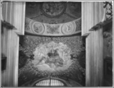 Kraków [Kościół pw. św. Andrzeja – sklepienie nawy głównej, sztukateria autorstwa Baltazara Fontany]