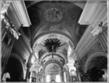 Kraków [Kościół pw. św. Andrzeja – sklepienie, sztukateria autorstwa Baltazara Fontany]